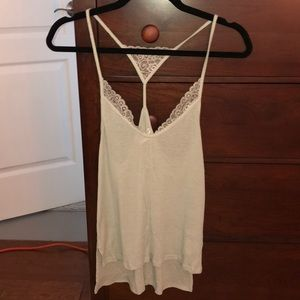 Cute Urban Outfitters Lace Tank